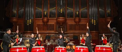Feel the Beats! Ju Percussion Live In Concert