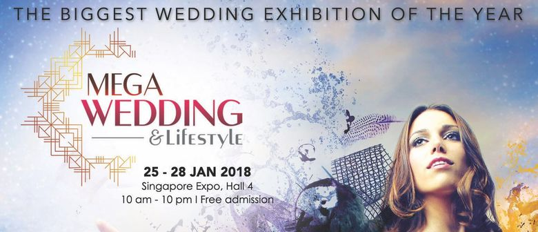 Mega Wedding & Lifestyle 2018