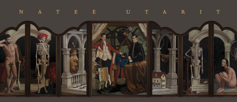 Optimism Is Ridiculous: The Altarpieces – Natee Utarit