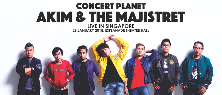 Concert Planet Akim and The Majistret