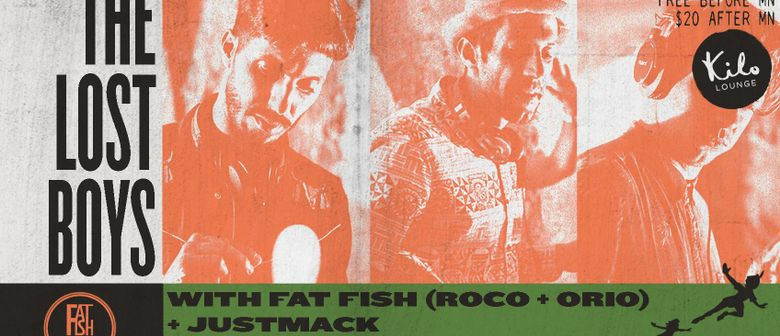 The Lost Boys With Fat Fish Plus JustMack