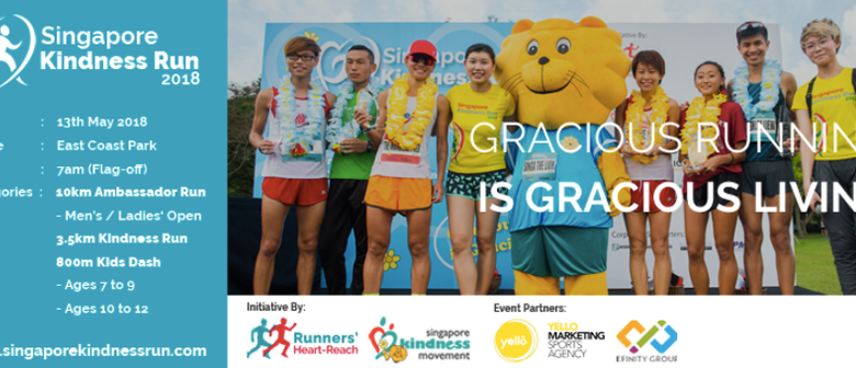 Singapore Kindness Run 2018