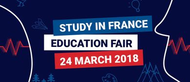 Study In France: Higher Education Fair