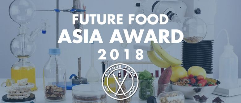 Future Food Asia Award 2018