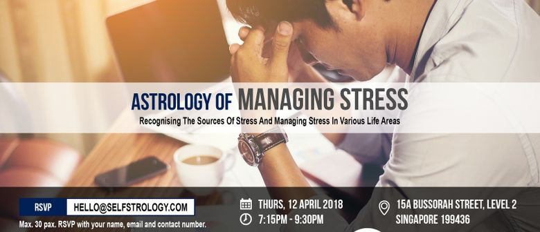 Astrology Of Managing Stress