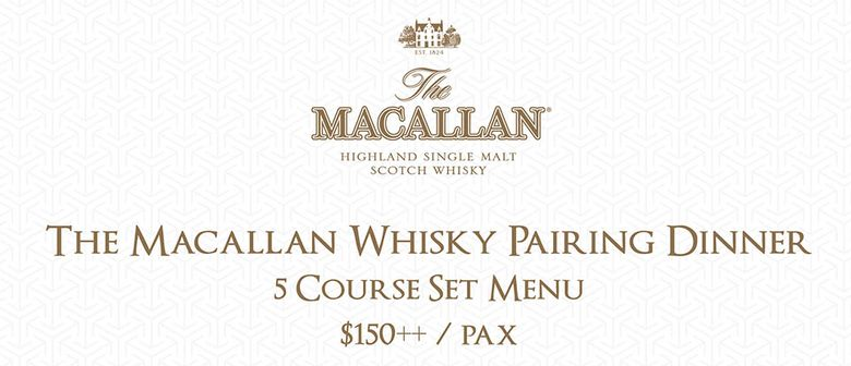 The Macallan Whisky Pairing Dinner
