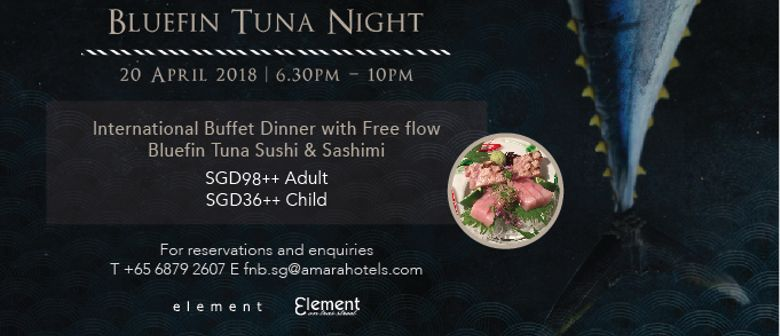 Bluefin Tuna Night