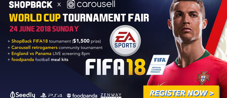 World Cup Tournament Fair 2018