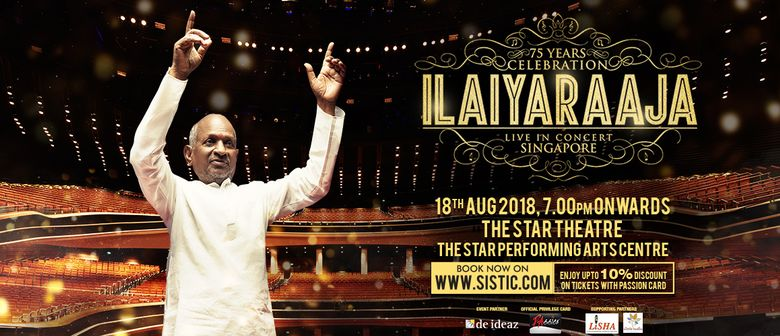 75 Years Celebration – Ilaiyaraaja Live In Concert