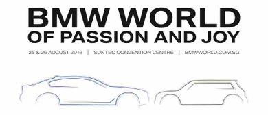 BMW World – Of Passion and Joy