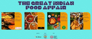 The Great Indian Food Affair: Street Food of India