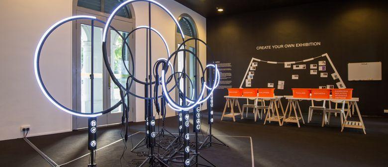 Museum On Air – Artist Talk By Michael Lee