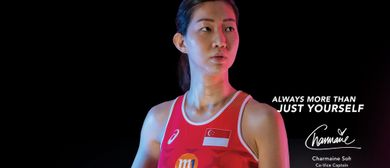 M1 Asian Netball Championships Junior Clinic: 13–17 Years Ol
