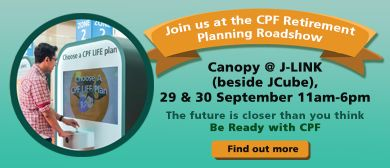 CPF Retirement Planning Roadshow 2018