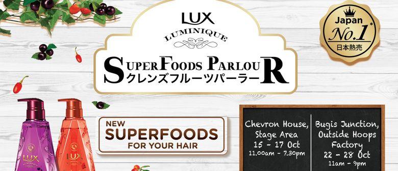 Lux Luminique Superfoods Parlour