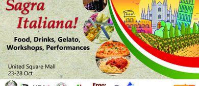 Sagra Italiana – An Italian Festival