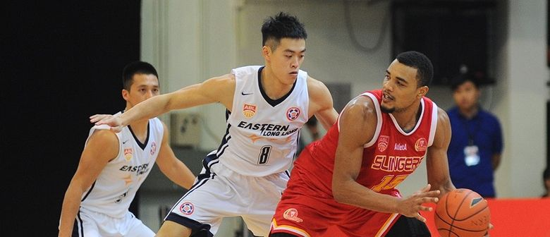 ASEAN Basketball League – Slingers vs Malaysia Dragons