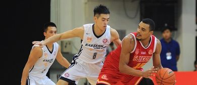 ASEAN Basketball League – Slingers vs Zhuhai Wolf Warriors