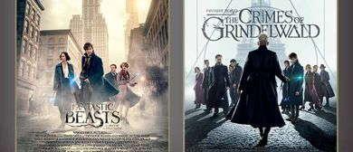 Fantastic Beasts Movie Marathon