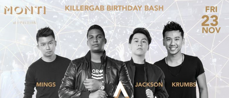 Monti x AOS Collective – The Ultimate B'Day Bash