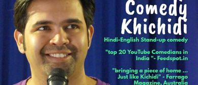 Hindi English Stand-Up Comedy