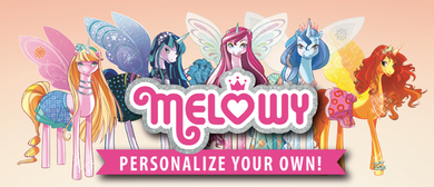 Create and Bring Home Your Own Melowy Figurine