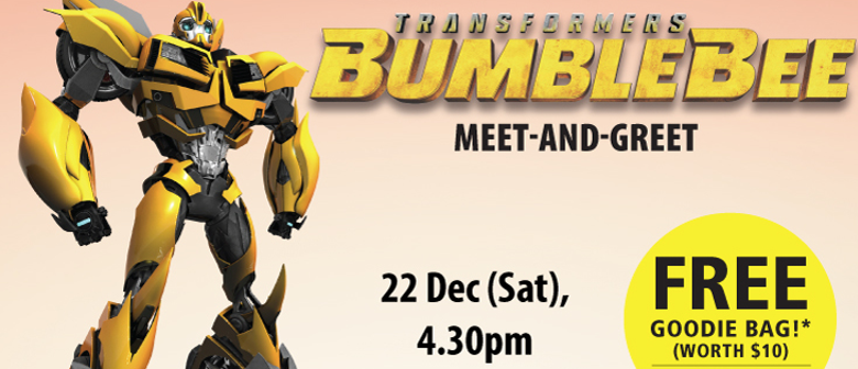 Transformers Bumblebee Meet and Greet