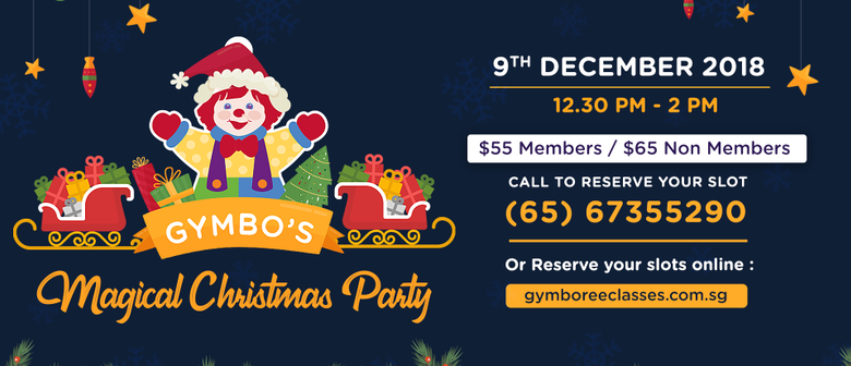 Gymbo's Magical Christmas Party
