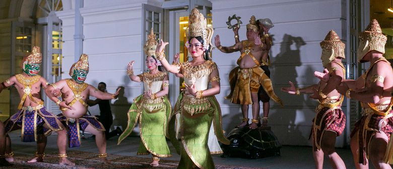 Asian Culture and Music Series – Thailand
