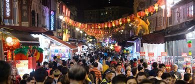 Chinese New Year 2019: Festive Bazaar