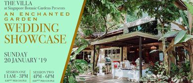 An Enchanted Garden Wedding Showcase