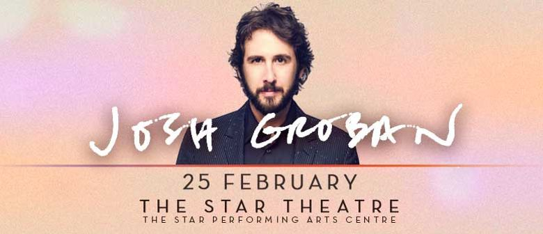 Josh Groban – Bridges Tour 2019