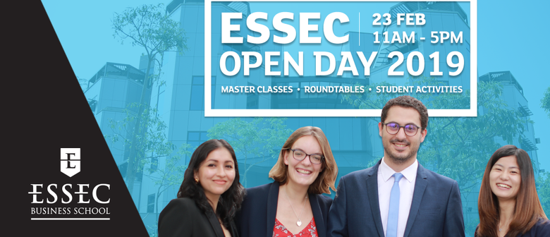 ESSEC Open Day 2019