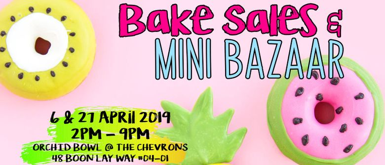 Bake Sales & Mini Bazaar