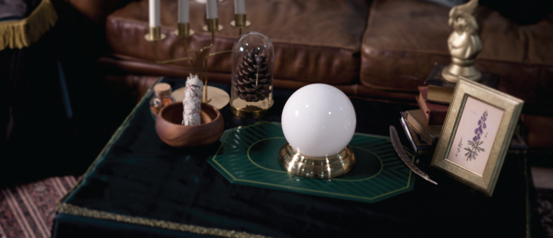 Look Into Your Future With Manulife's Mrs Fortune Teller