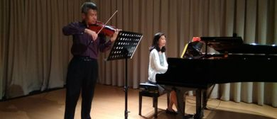 Enchanting Evening 6 – With Piano & Violin