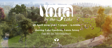 Yoga By the Lake 2019