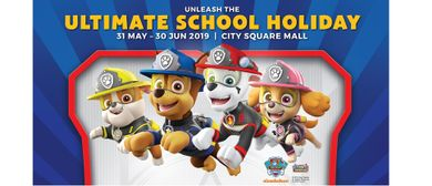 Global First: PAW Patrol Ultimate Rescue Training Show