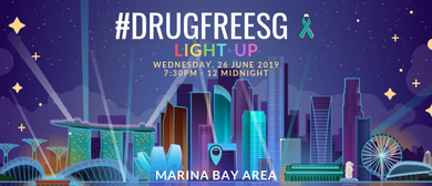 DrugFreeSG Light-Up 2019
