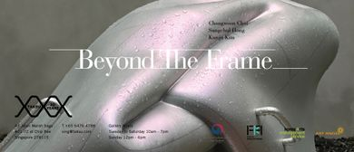 Beyond The Frame exhibition