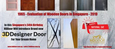 3D Door Promotion Sale