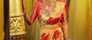 Kanchipuram Wedding Silk Sarees Mela