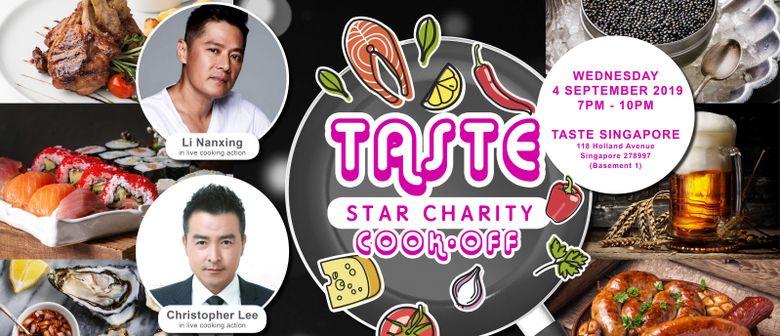 Taste Star Charity Cook-Off