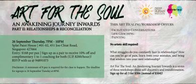 Art for The Soul: An Awakening Journey Inwards