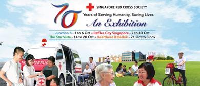 Singapore Red Cross 70th Anniversary Exhibition