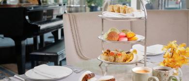 Singapore Heritage Afternoon Tea