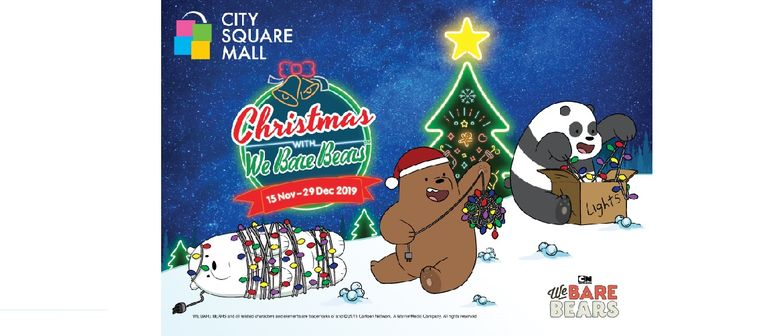 World Premiere: We Bare Bears Christmas Adventure Show