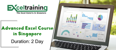 Join SkillsFuture Advanced Excel Training Course