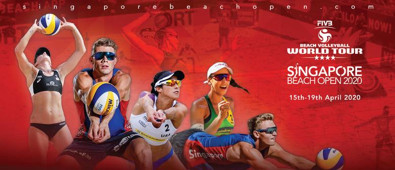 4* FIVB Beach Volleyball World Tour – Singapore Beach Open