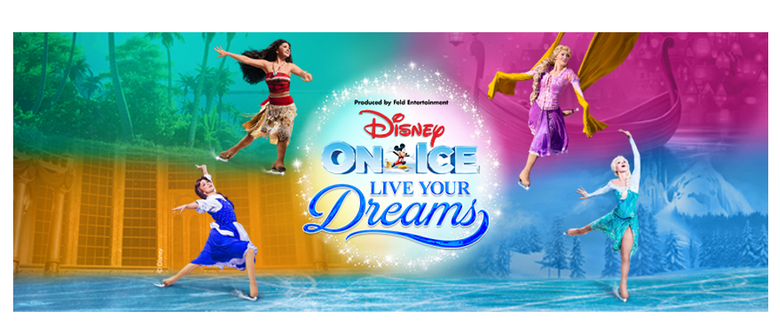 Disney On Ice – Live Your Dreams